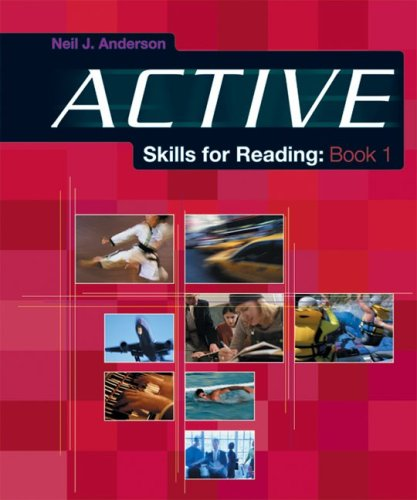 9780838426029: ACTIVE Skills for Reading 1
