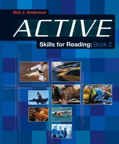 9780838426074: ACTIVE Skills for Reading 2