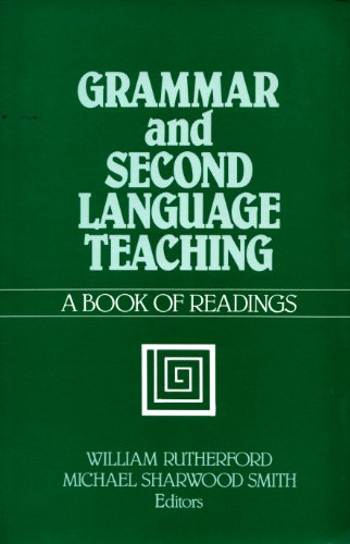 9780838427019: Grammar and Second Language Teaching: A Book of Readings