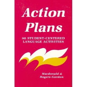 9780838427125: Action Plans: 80 Student-Centered Language Activities