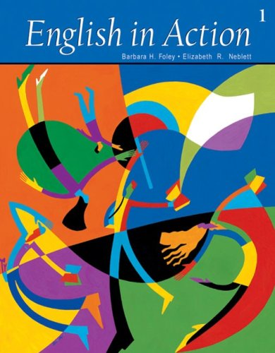9780838428115: English in Action 1