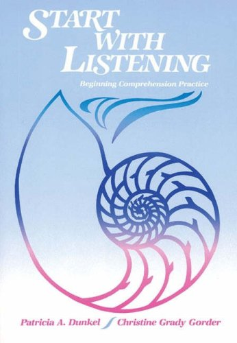 9780838428207: Start With Listening: Beginning Comprehension Practice