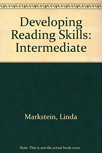 9780838428269: Developing Reading Skills: Intermediate
