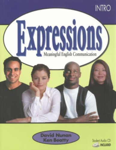 9780838428429: Expressions Intro: Meaningful English Communication