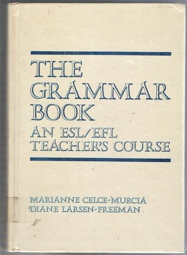 9780838428504: The Grammar Book: an Esl/EFL Teacher's Course