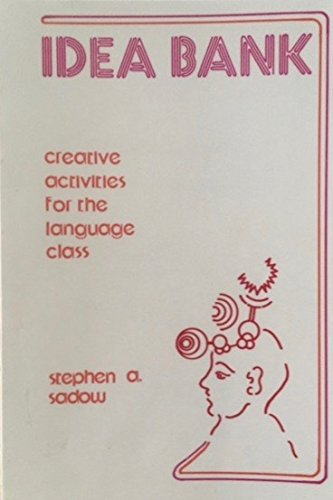 9780838428511: Idea Bank: Creative Activities for the Language Class