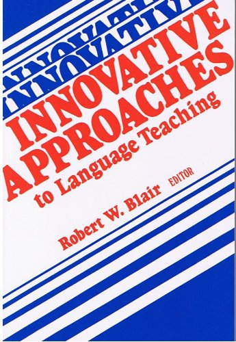 Innovative Approaches to Language Teaching and Language