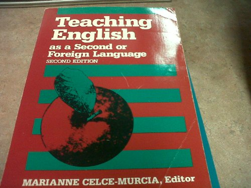 9780838428603: Teaching English as a Second or Foreign Language, 2/E