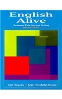 9780838429105: English Alive: Grammar, Function and Setting
