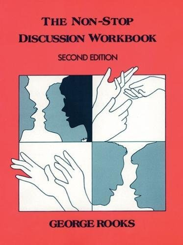 9780838429389: The Non-Stop Discussion Workbook: Problems for Intermediate and Advanced Students of English (Second Edition)