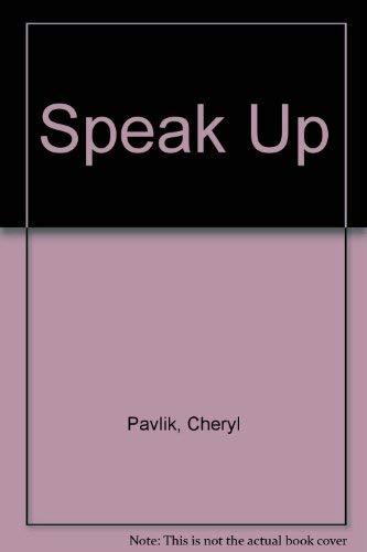 9780838429594: Speak Up