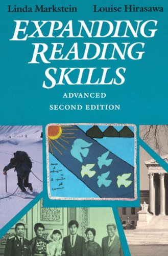 9780838430989: Expanding Reading Skills Advanced, Second Edition (Student Book)
