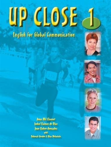 9780838431368: Up Close 1: English for Global Communication (with Audio CD): 0