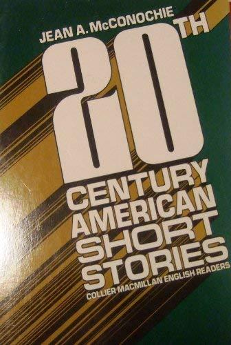 9780838432334: Twentieth Century American Short Stories (Nelson skills programme - reading skills)