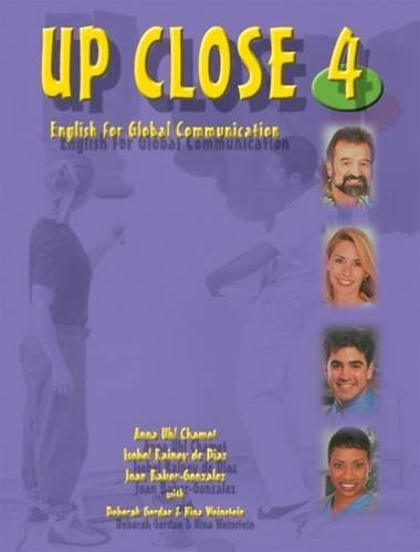 9780838433935: Up Close 4: English for Global Communication (with Audio CD)