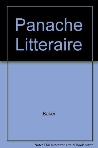 Panache Litteraire: Baker; Cauvin