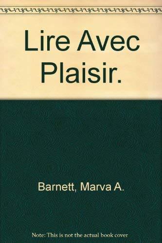 9780838436622: Lire Avec Plaisir.
