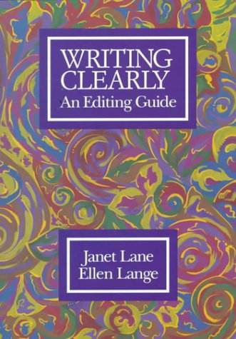 9780838438497: Writing Clearly: An Editing Guide