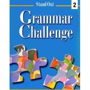 9780838439258: Stand Out Grammar Challenge: Workbook Level 2