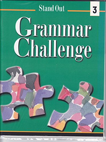 9780838439388: Stand Out Grammar Challenge: Workbook Level 3