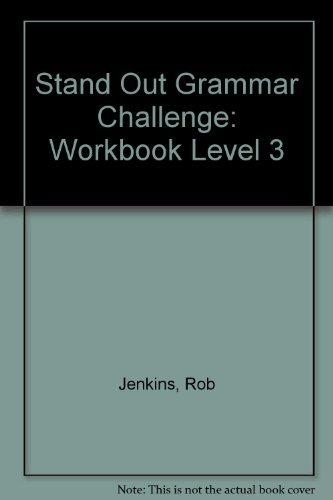 9780838439388: Stand Out Grammar Challenge 3