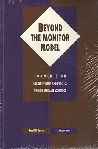 9780838439678: Beyond the Monitor Model - Comments on Current Theory and Practice in Second Language Acquisition (Teaching Methods) (ELT)