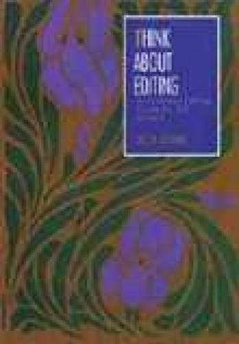 9780838439760: Think About Editing: A Grammar Editing Guide for ESL Writers