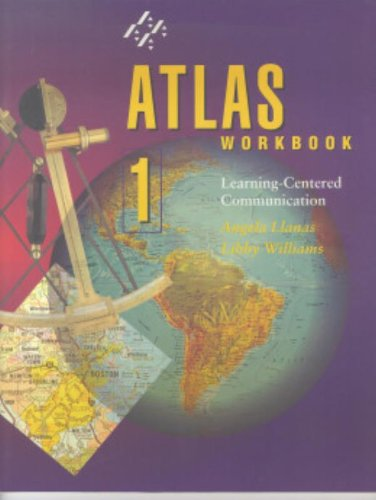 9780838440896: Atlas Workbook 1: Learning-Centered Communication