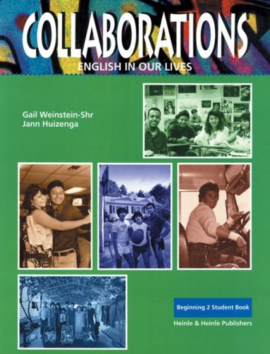 9780838441077: Collaborations: Beginning 2: English in Our Lives