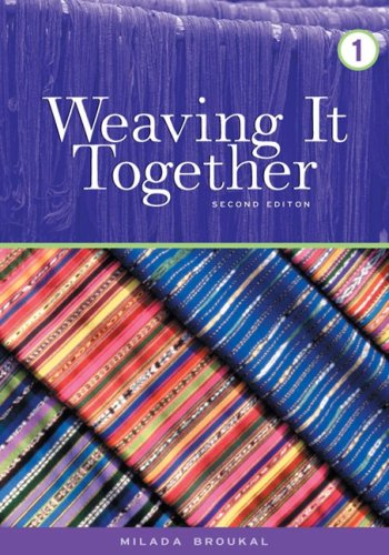 9780838442210: Weaving It Together (Book 1)
