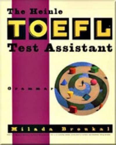 9780838442524: Heinle & Heinle TOEFL Test Assistant: Grammar