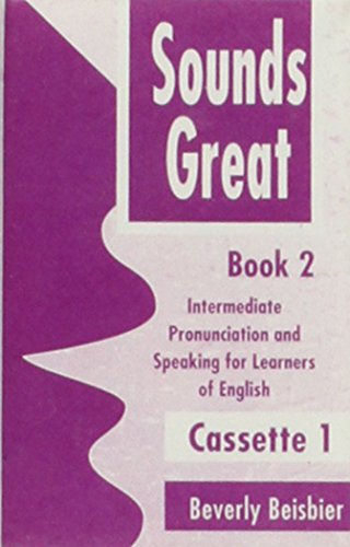 9780838442746: Sounds Great, Book 2: Intermediate Pronunciation and Speaking for Learners of English