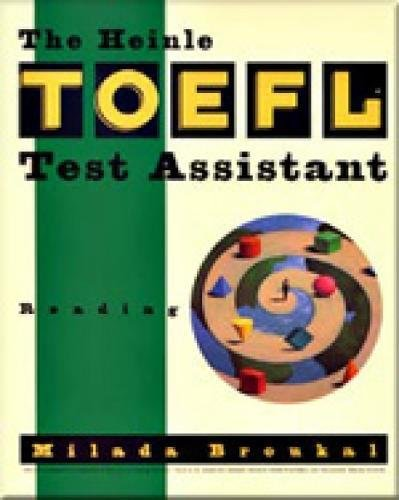 9780838442760: The Heinle TOEFL Test Assistant: Reading (College ESL)