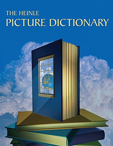 9780838444009: The Heinle Picture Dictionary (Monolingual English Edition)