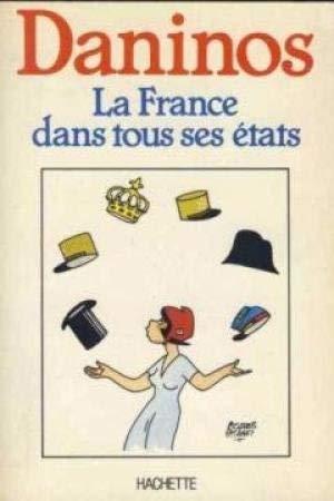 9780838445402: LA France Dans Tous Ses Etats (College French Ser) (French Edition)