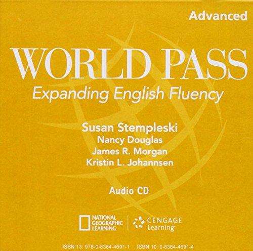 9780838446911: World Pass Advanced: Audio CD