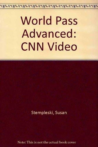 9780838446935: World Pass Advanced: CNN Video