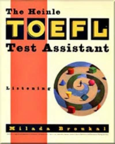 9780838446973: The Heinle TOEFL Test Assistant: Listening (College ESL)