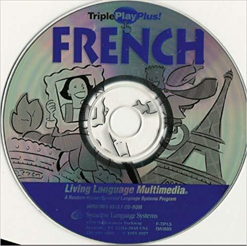 9780838447291: Triple Play Plus French