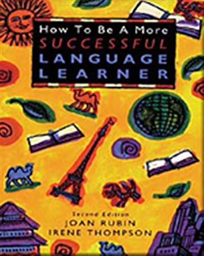 9780838447345: How to Be a More Successful Language Learner: Towards Learner Autonomy (Teaching Methods)