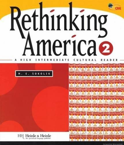9780838447413: Rethinking America 2: A High Intermediate Cultural Reader