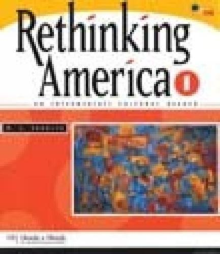9780838447505: Rethinking America 1: An Intermediate Cultural Reader