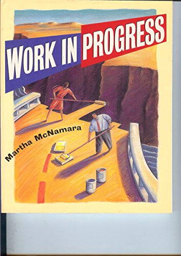 9780838448229: Work in Progress: Writing in English As a Second Language