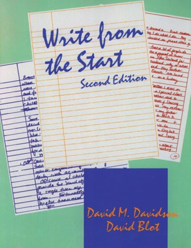 9780838448489: Write from the Start (Second Edition)