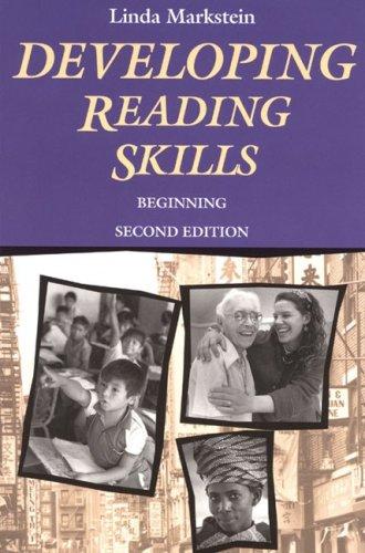 9780838449875: Developing Reading Skills: Beginning (College ESL)