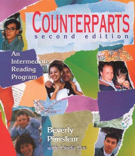 9780838450062: Counterparts: An Intermediate Reading Program