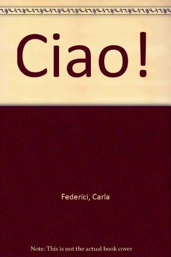 Ciao: Federici, Carla;Riga, Carla Larese