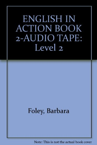 9780838451953: English in Action L2- Audio Tape