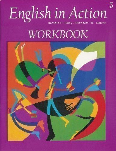 9780838451991: English in Action, vol. 3: Workbook