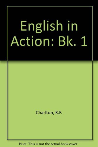 9780838452011: English in Action: Teacher Guide Level 4